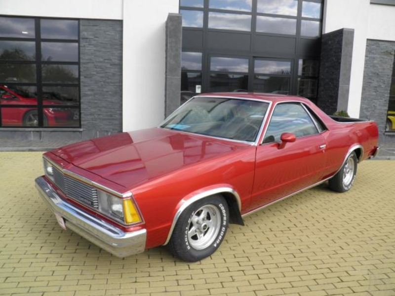 1981 Chevrolet El Camino Is Listed For Sale On Classicdigest In