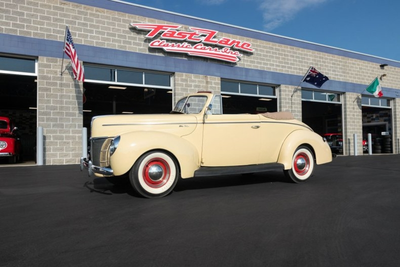 1940 Ford De Luxe Is Listed For Sale On Classicdigest In Missouri