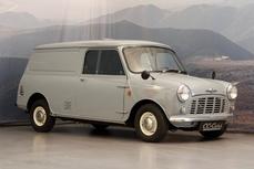 Mini Traveller 1963