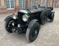 Bentley 8 Litre 1931
