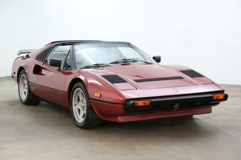 1983 Ferrari 308 Gts Is Listed Verkauft On Classicdigest In Los Angeles By Beverly Hills For 46500 Classicdigest Com