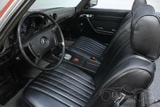 Mercedes-Benz 350SL w107 1971