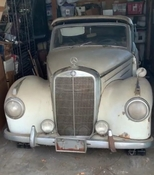 zu verkaufen Mercedes-Benz 220 W187 1953