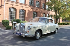 zu verkaufen Mercedes-Benz 220S/SE Coupé Ponton 1960