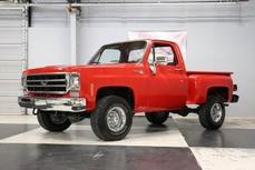 zu verkaufen Chevrolet Scottsdale 1978