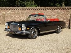 zu verkaufen Mercedes-Benz 280SE Coupé w111 1971