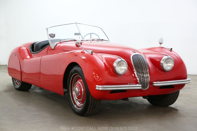 1951 Jaguar XK120 is listed Sold on ClassicDigest in Los ...