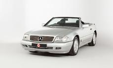 Mercedes-Benz 300SL r129 1991