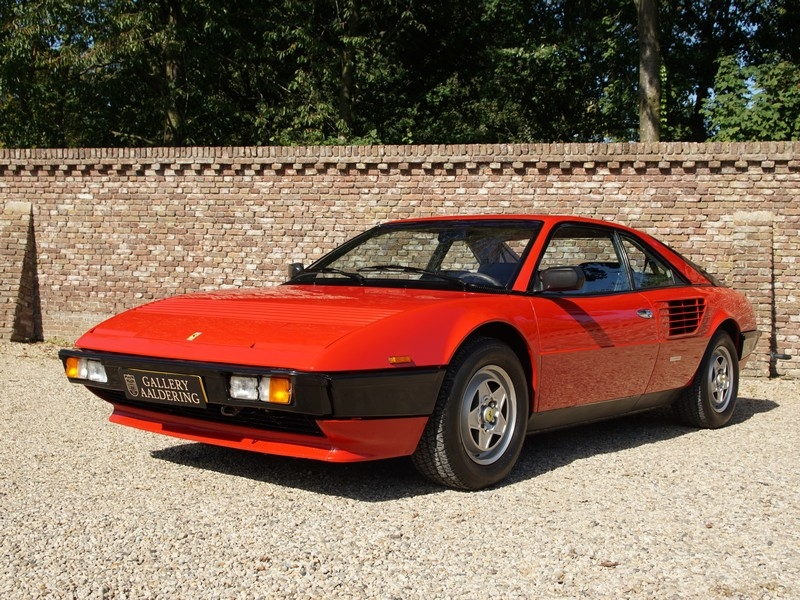 1981 Ferrari Mondial Is Listed Sold On Classicdigest In Brummen By Gallery Dealer For 31950 Classicdigest Com