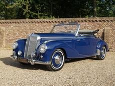 Mercedes-Benz 220 W187 1955