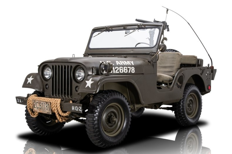 Willys Jeep For Sale >> 1953 Willys Jeep Is Listed For Sale On Classicdigest In Charlotte By Rk Motors Charlotte For 27900