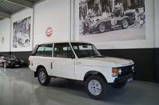 Land Rover Range Rover 1977