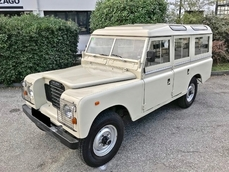 Land Rover Series III 1980