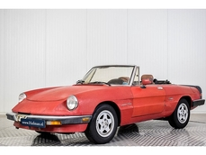 Alfa Romeo Spider 1987