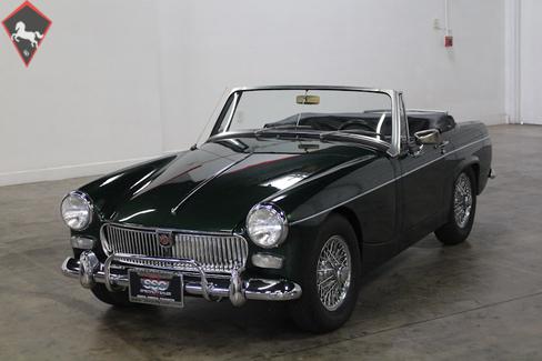 MG Midget 1967
