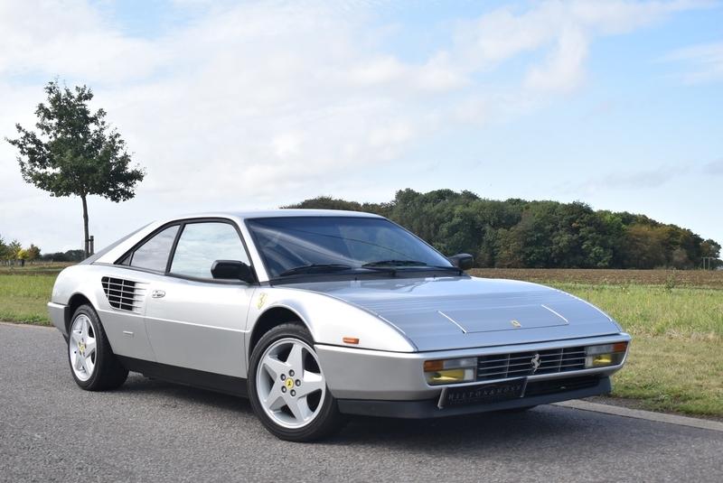 1987 Ferrari Mondial Is Listed Zu Verkaufen On Classicdigest In Essex By Fraser For 34500 Classicdigest Com