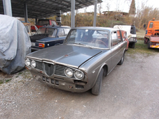 Lancia Flavia 1971