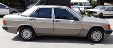 Mercedes-Benz 190 w201 1989