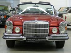Mercedes-Benz 280SE Cabriolet w111 1970