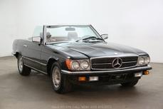 Mercedes-Benz 280SL w107 1985