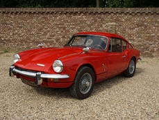 Triumph GT-6 1969