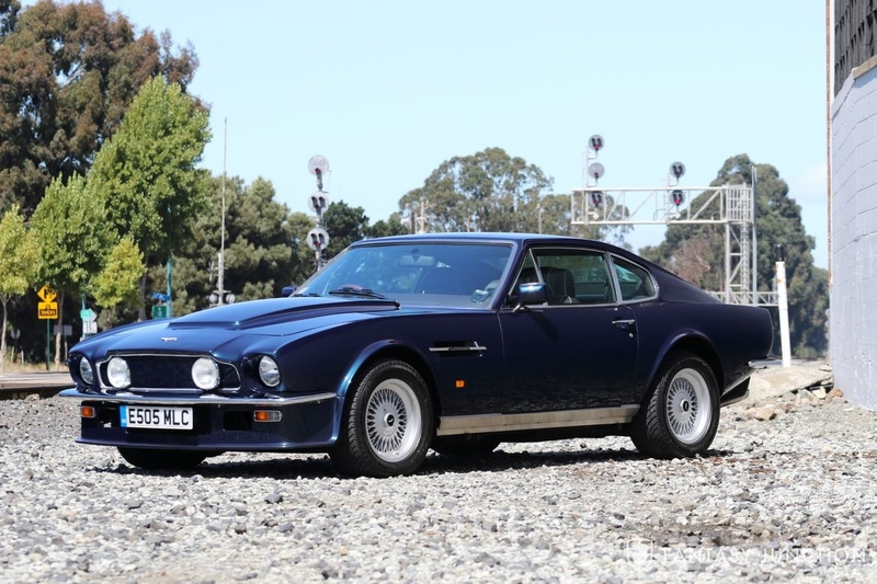 1987 Aston Martin V8 Is Listed Verkauft On Classicdigest In Emeryville By Fantasy Junction For 349500 Classicdigest Com