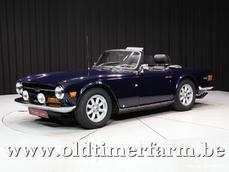 Triumph TR6 1969