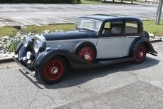 For sale Bentley 4.25 Litre 1936