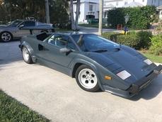 For sale Lamborghini Countach 1988