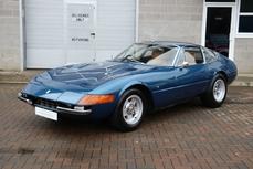 For sale Ferrari 365 GTB/4 Daytona 1972