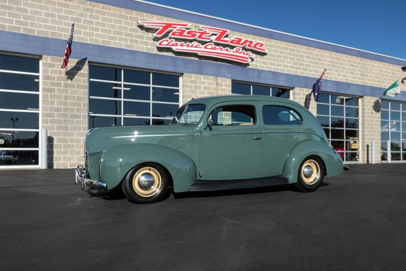 1940 Ford Tudor Is Listed For Sale On Classicdigest In Missouri By