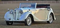 Jaguar MkV Drophead Coupé 1939