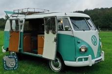 Volkswagen Westfalia 1960