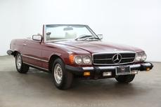 Mercedes-Benz 450SL w107 1977