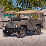 Land Rover Series III 1978