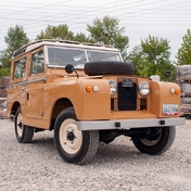 Land Rover Series II 1963