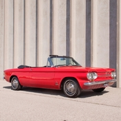 Chevrolet Corvair 1963
