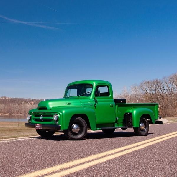1952 International Harvester Is Listed Verkauft On Classicdigest In Fenton St Louis By For Preis Nicht Verfugbar Classicdigest Com