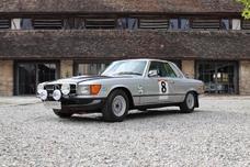 Mercedes-Benz 450SLC w107 1978