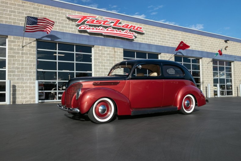 1938 Ford Tudor Is Listed For Sale On Classicdigest In Missouri By