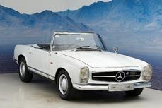 Mercedes-Benz 230SL w113 1964