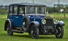 Rolls-Royce 40/50 Silver Ghost 1924