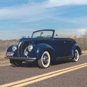 Ford De Luxe 1938