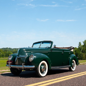 Ford De Luxe 1939