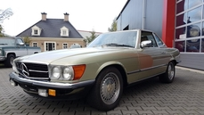 Mercedes-Benz 280SL w107 1982
