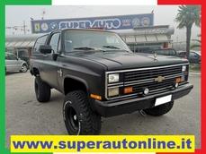 Chevrolet Blazer 1983