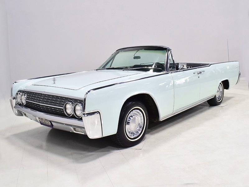 1962 Lincoln Continental Is Listed For Sale On Classicdigest In Ohio By Harwood Motors For 59900 Classicdigest Com