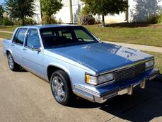 Cadillac De Ville 1987