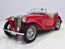 MG TC 1946