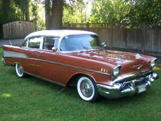 Chevrolet Bel Air 1957